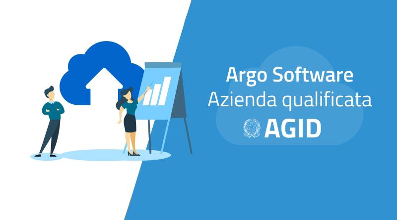 Argo Software Azienda qualificata da AGID
