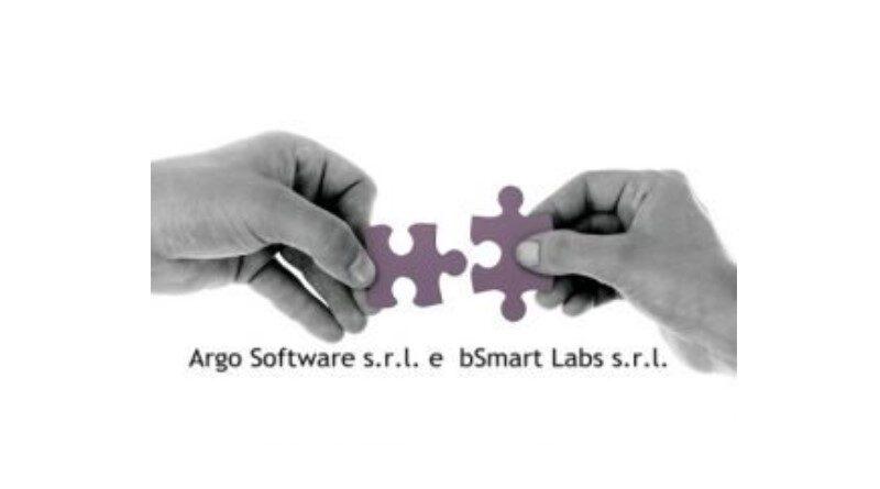 Accordo di collaborazione Argo Software s.r.l. e bSmart Labs s.r.l.